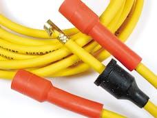 ACCEL 3008 Spark Plug Wire Set 7mm Super Stock Copper
