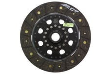 Advanced Clutch Technology 3000116 Perf Street Rigid Disc