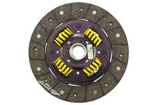Advanced Clutch Technology 3000603 Perf Street Sprung Disc