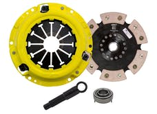 Advanced Clutch Technology AI1-HDR6 HD/Race Rigid 6 Pad