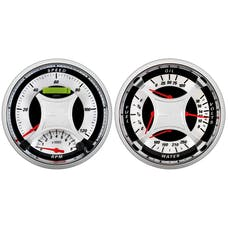 AutoMeter Products 1103 MCX Quad Gauge/Tach/Speedo Kit