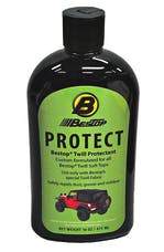 Bestop 11207-00 Protectant for Black Twill Fabric One 16-oz. bottle (retail package)