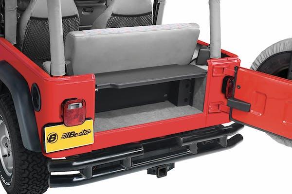 Bestop 42700-01 Instatrunk Modular Kit