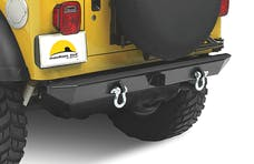 Bestop 44902-01 HighRock 4x4 Rear Bumper
