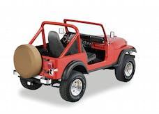Bestop 61031-37 Tire Cover