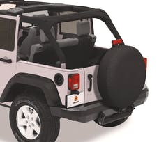 Bestop 61032-35 Tire Cover