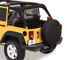 Bestop 61035-15 Tire Cover