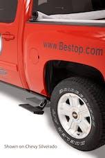 Bestop 75402-15 TrekStep Side Mount Step