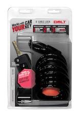 BOLT 7032295 6' Cable Lock Center Cut