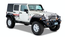 Bushwacker 10044-02 Fender Flares Pocket Style 2pc