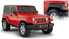 Bushwacker 10077-02 Fender Flares Pocket Style 2pc
