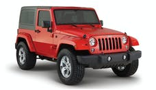 Bushwacker 10078-02 Fender Flares Pocket Style 2pc