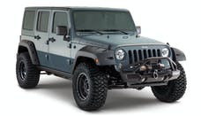 Bushwacker 10080-02 Fender Flares Pocket Style 2pc