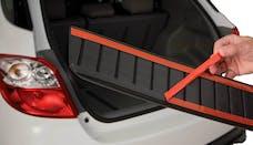 Bushwacker 34010 OE Style Bumper Protector - OE Matte Black