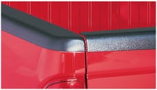 Bushwacker 48507 Smoothback Ultimate BedRail Cap - OE Matte Black