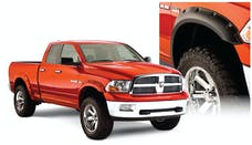 Bushwacker 50915-02 Fender Flares Pocket Style 4pc