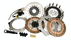 Centerforce 827231520 Centerforce DYAD RS Twin Disc Clutch