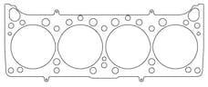 """Cometic Gasket C5712-040 .040"""" MLS Cylinder Head Gasket, 4.300"""" Gasket Bore. Each"""