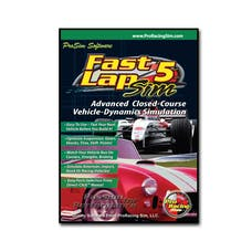 Competition Cams 181701 ProRacing Sim FastLapSim5 Top Of The Line Road Racing Simulation