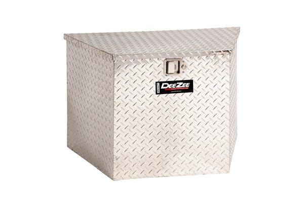 Dee Zee DZ91716 Tool Box, Specialty Triangle BT Alum