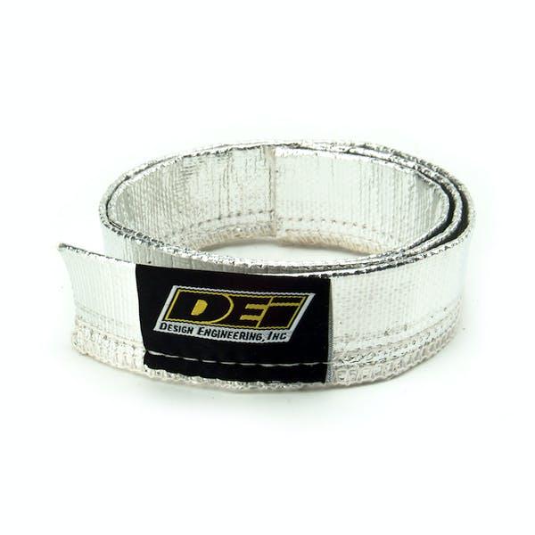 DEI 010403 Heat Sheath™ - Aluminized Sleeving (Sewn) 3/4