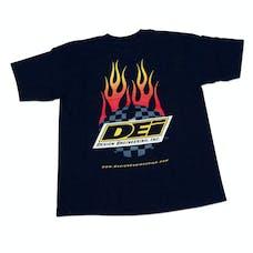 DEI 070100 DEI Flame T-Shirt   Small