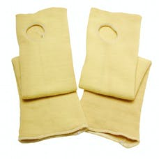 "Design Engineering, Inc. 070521 Safety Sleeve - 18"" with Thumb Slot (pair)"