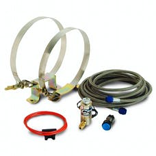 DEI 080105 CryO2 10lb. Installation Kit-Tank Not Included