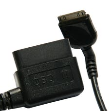 DiabloSport T1025 OLD STYLE INTUNE/TRINITY RIGHT ANGLE OBD-II CONNECTOR
