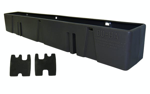 DU-HA 10058 DU-HA Behind-the-Seat Storage / Gun Case Black