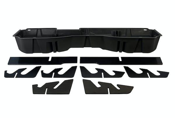DU-HA 10300 DU-HA Underseat Storage / Gun Case Jet Black