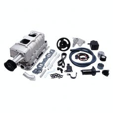 Edelbrock 1522 E-Force RPM Supercharger System, Satin Finish