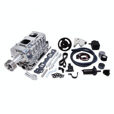Edelbrock 15221 E-Force RPM Supercharger System, Polished Finish