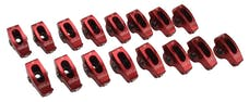 "Edelbrock 77790 Rocker Arms Roller BBC 7/16"" 1.7:1 Ratio Set of 16"
