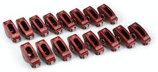 "Edelbrock 77780 Rocker Arms Roller SBF 3/8"" 1.6:1 Ratio Set of 16"
