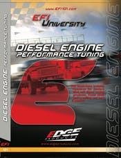 Edge Products 99010 EFI University Diesel Engine Performance Tuning DVD