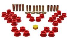 Energy Suspension 11.3106R Rear Control Arm Bushing Set