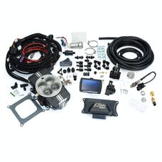 FAST - Fuel Air Spark Technology 30401-KIT EZ 2.0 Base Kit with Touchscreen, Throttle Body and In-Tank Pump Kit