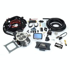 FAST - Fuel Air Spark Technology 30402-KIT EZ 2.0 Base Kit with Touchscreen, Throttle Body and Inline Pump Kit