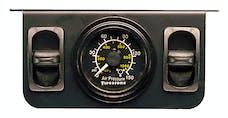 Firestone Ride-Rite 2145 Pneumatic Dual Black Gauge