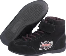 G-FORCE Racing Gear 0235080BK GF235 MIDTOP SHOE SFI 3.3/5 8 BLACK