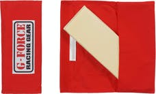 """G-FORCE Racing Gear 4098RD 3"""" RED HARNESS PADS"""