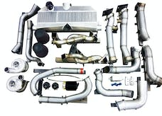 Granatelli Motorsports 170105 1998-2002 F-body Twin Turbo Kit