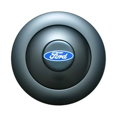 GT Performance 21-1161 GT9 Horn Button Large Blk Color Ford