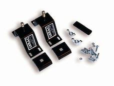 Hi-Lift Jacks 4X400 Heavy-duty Hi-Lift Jack mounting system.  Easily bolts to any flat surface.