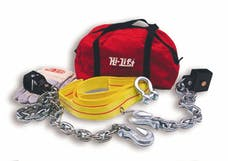 Hi-Lift Jacks ORK Includes all the major components needed to winch with your Hi-Lift.