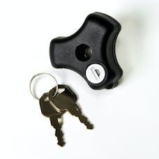Hi-Lift Jacks VERS-LK Secure your HI-Lift with a quality key-locking knob.