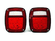 KC Hilites 1001 LED Trailer Light Kit