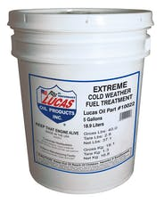 Lucas Oil 10022 Extreme Cold Weather Fuel Treatment