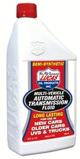 Lucas Oil 10418 Semi-Synthetic Multi-Vehicle ATF